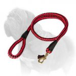 Unbelievably Reliable Mastiff Dog Leash Cord-Type