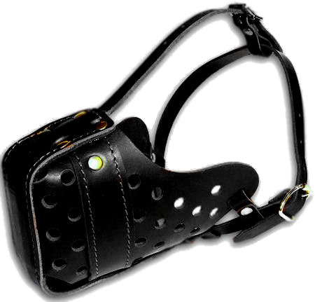 DSG Agitation/Police Dog Muzzle for Mastiff