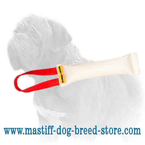 Mastiff bite training tug, 12 inch long