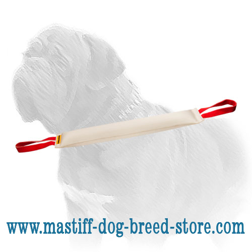 Fire hose dog bite tug, superb durability