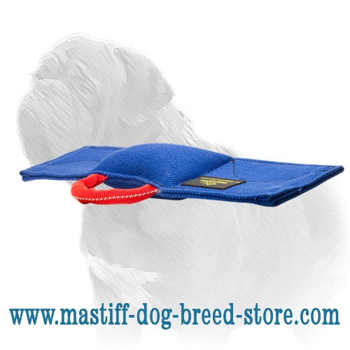 'Pro Guide' Mastiff Dog Pad for Schutzhund Commands Training