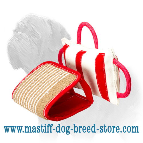 'Biting Jaws' Mastiff Dog Training Bite Pad
