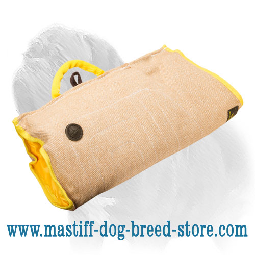 Best for Young Dogs Mastiff Training Bite Sleeve