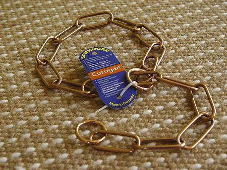 Curogan Fur Saver Dog Collar-slip/chain dog collar 51604 (67)