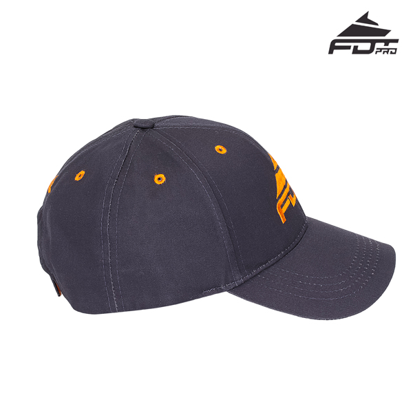 Best Quality Easy to Adjust Snapback Cap for Dog Training