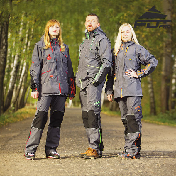 Best quality Dog Training Suit for All Weather Conditions