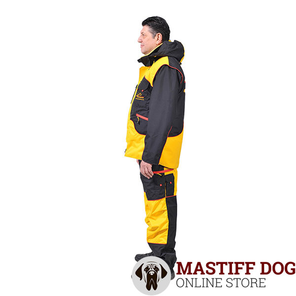 Ultimate in Comfort and Protection Dog Bite Suit for Comfy Workout