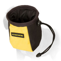 "'Rapid Reward"" Mastiff Training Treat Pouch"